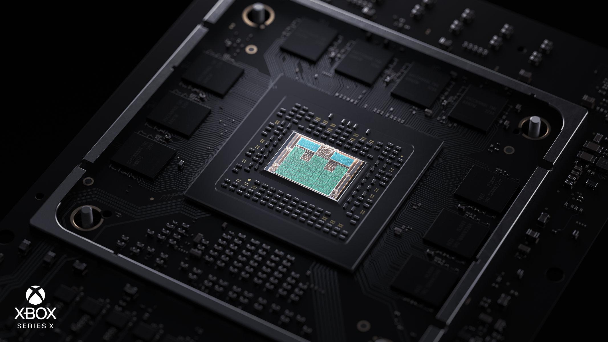 Du code source du GPU de la Xbox Series X a fuité