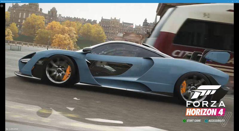 Forza Horizon 4 sur xCloud