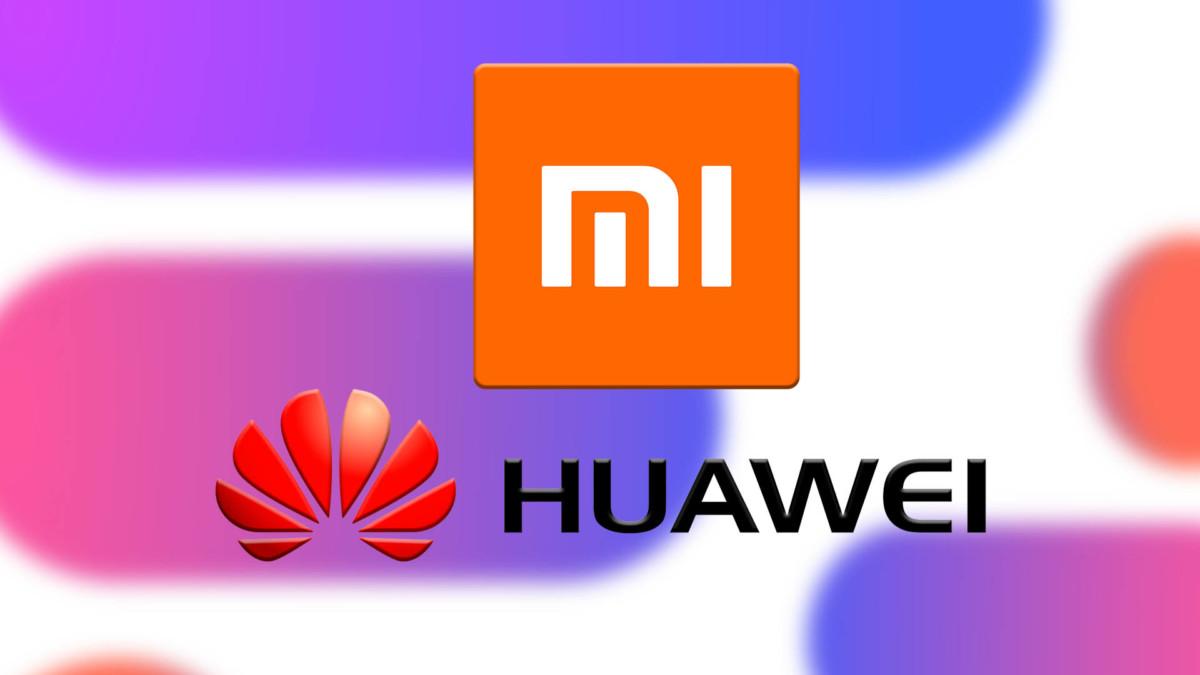 Huawei passe quatrième sur le mois de février, derrière Xiaomi