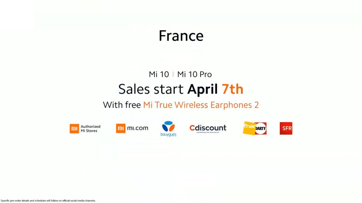 Xiaomi Mi 10 et Mi 10 Pro : les prix s'envolent en France