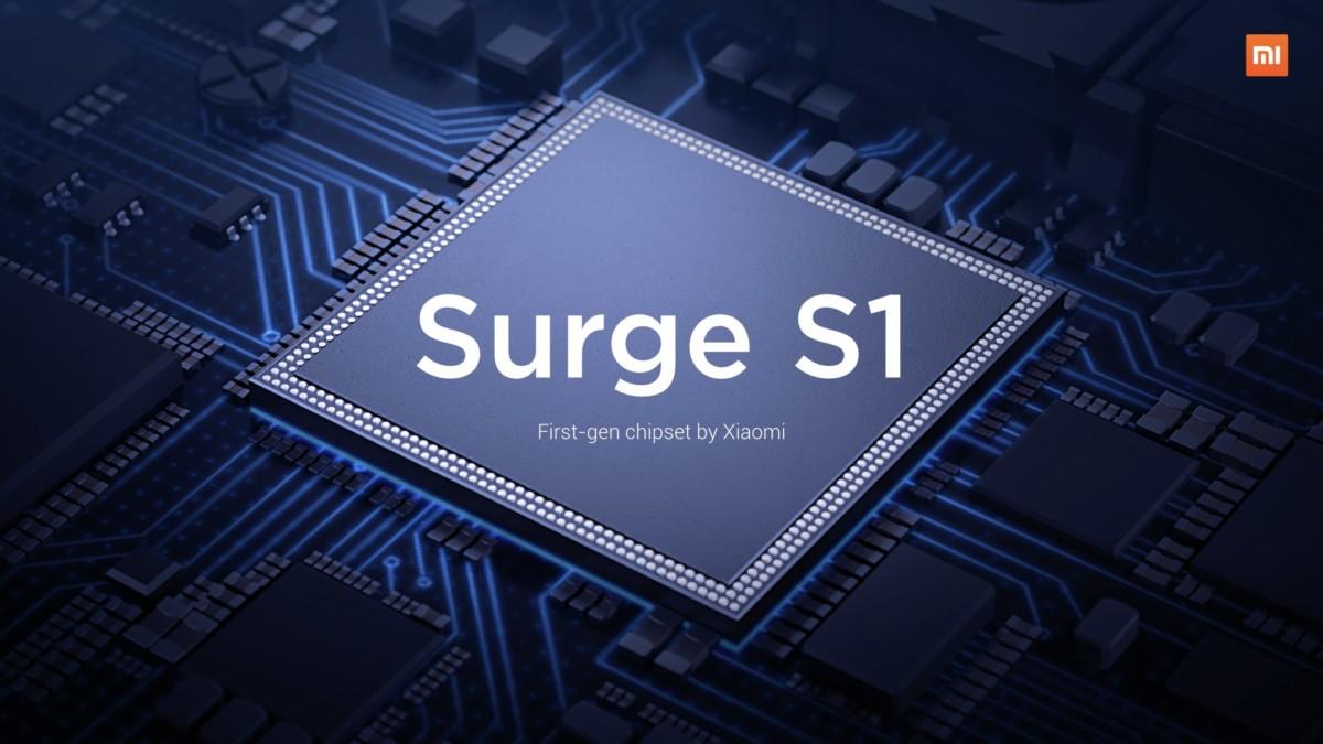 SoC Surge S1 de Xiaomi