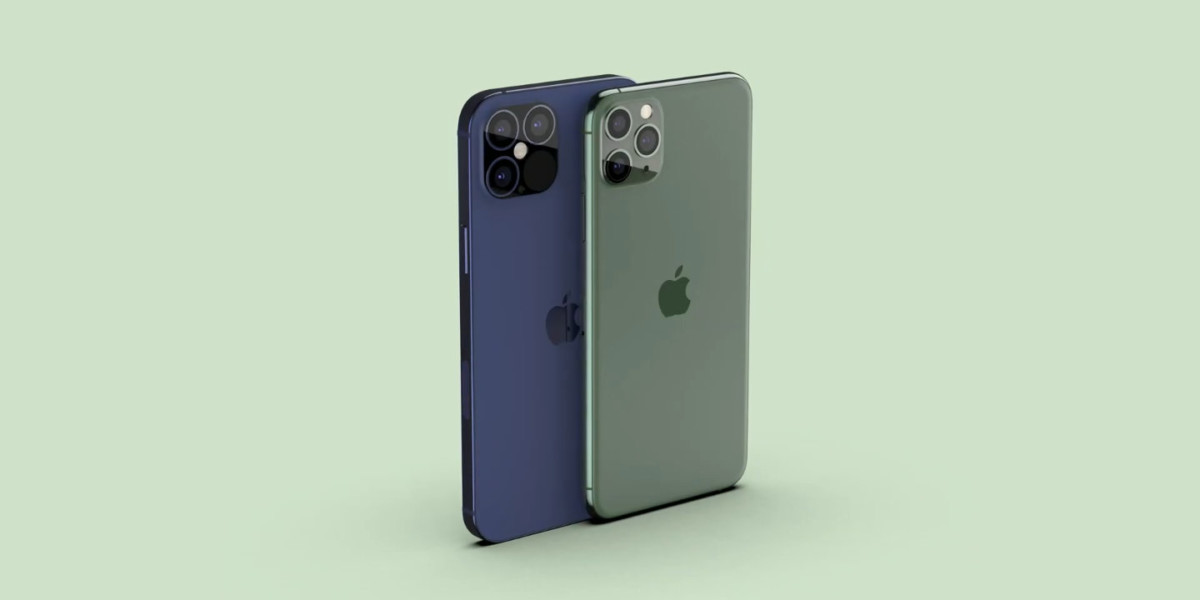 Fuite du design de l'iPhone12 Pro