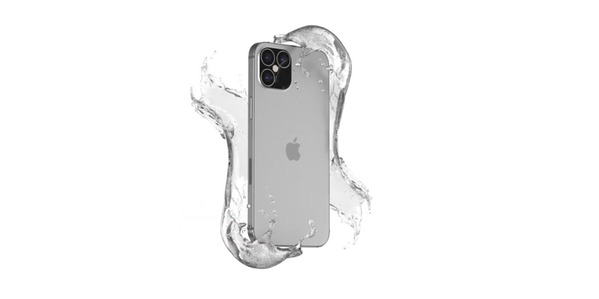 Le dos de l'iPhone12 Pro