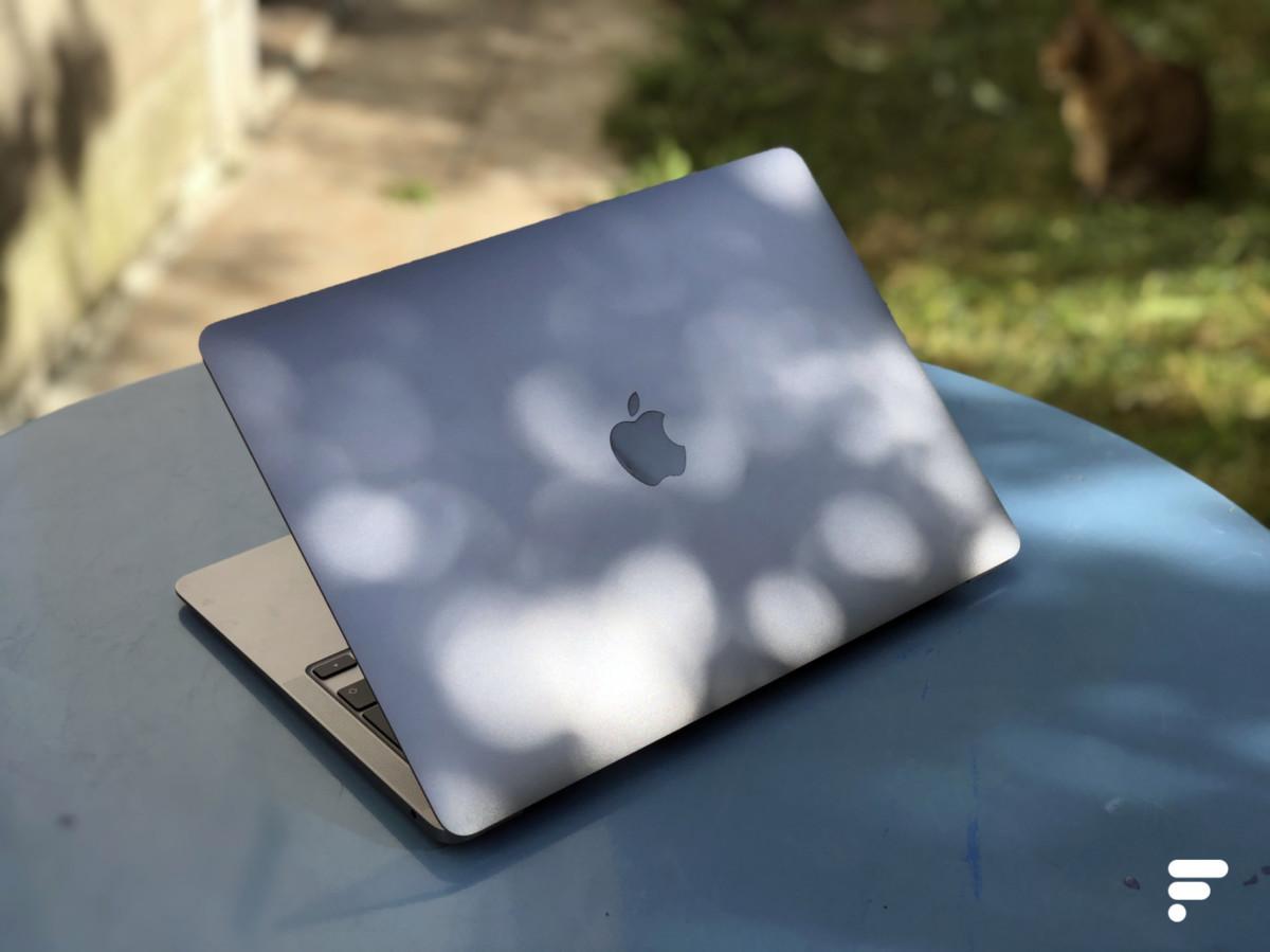 Photo du MacBook Air