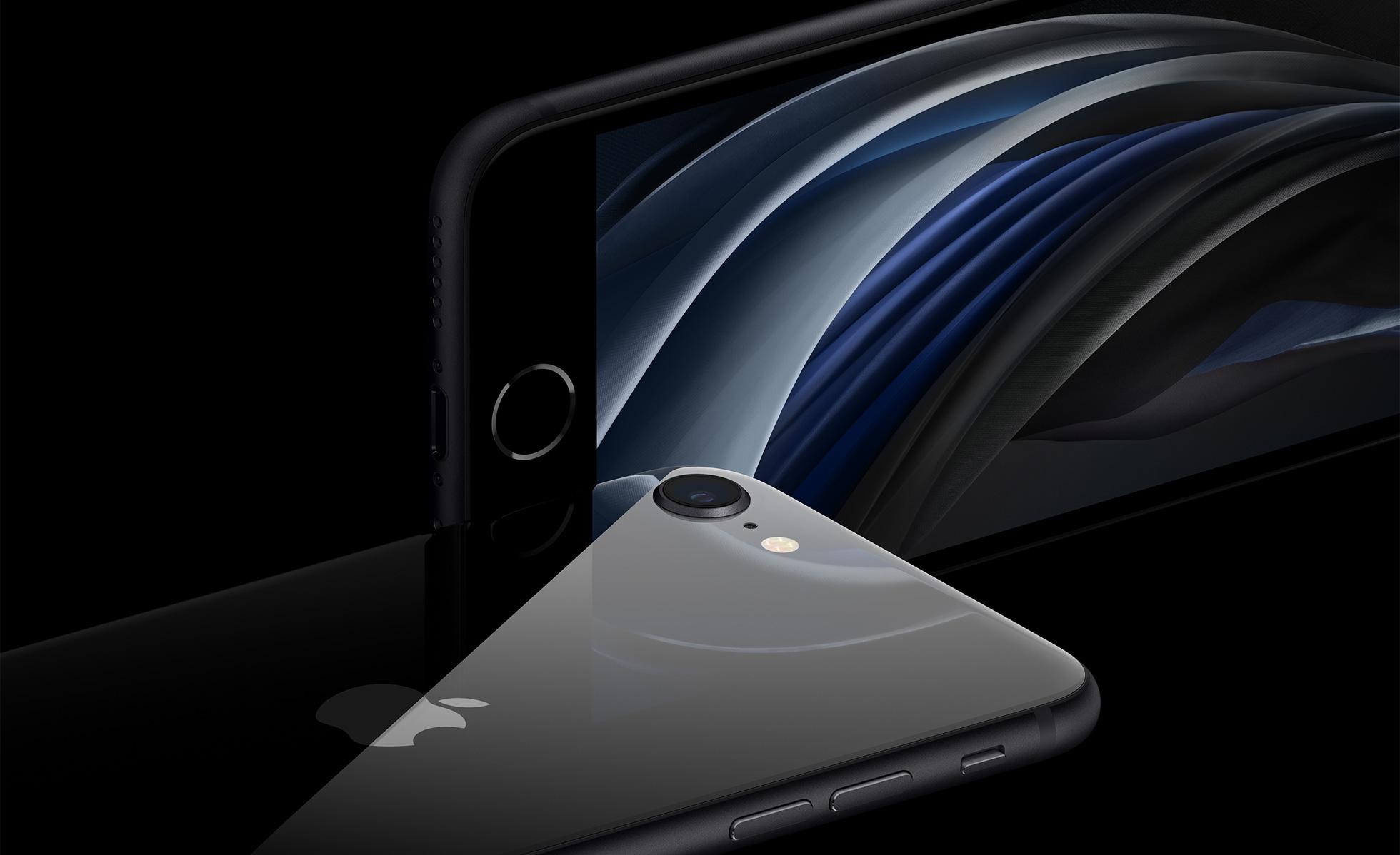foto de iPhone SE (2020) : voici ses fonds d'écran à installer sur votre ...