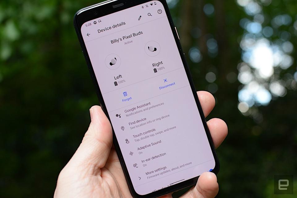 Si vous avez un Pixel, les paramètres sont directement dans les réglages du téléphone