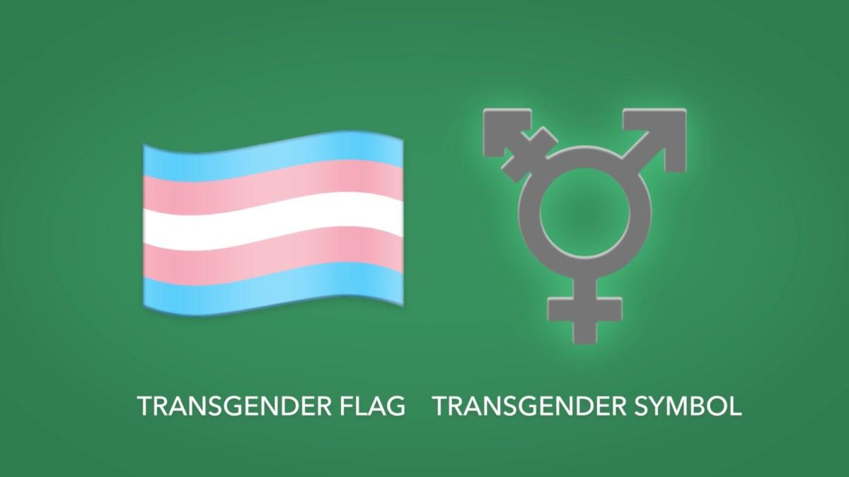 émojis transgenres