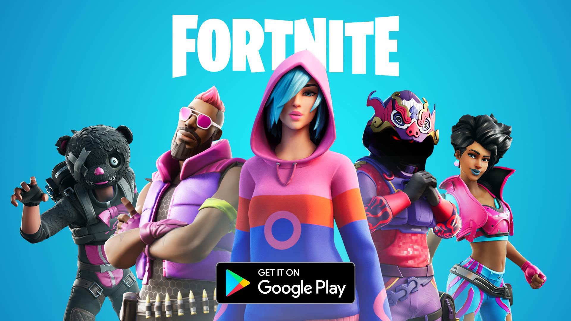 Fortnite pour Android est désormais téléchargeable depuis Google Play