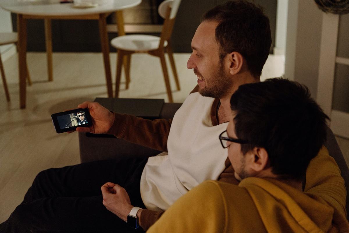 francais smartphones confinement