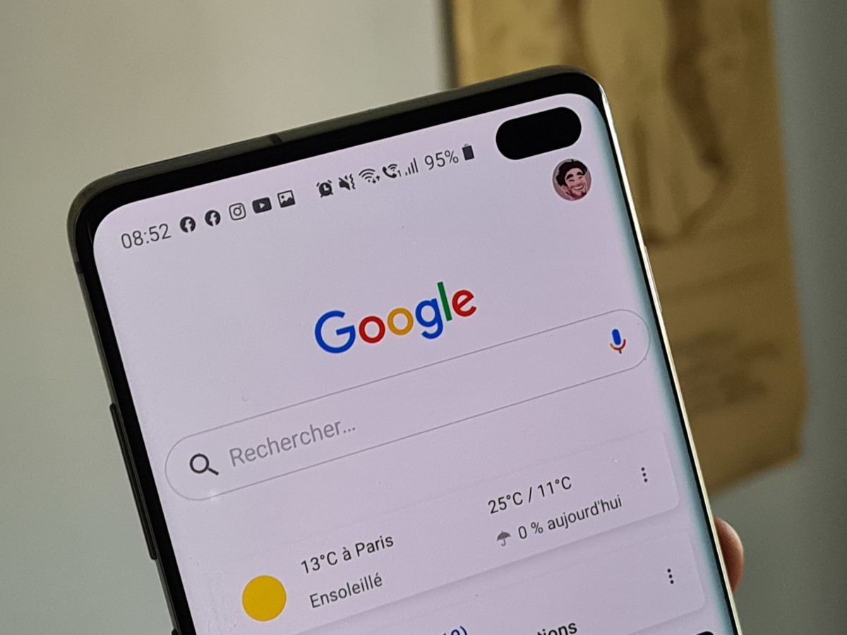 L'application Google va devenir un peu plus pertinente sur Android