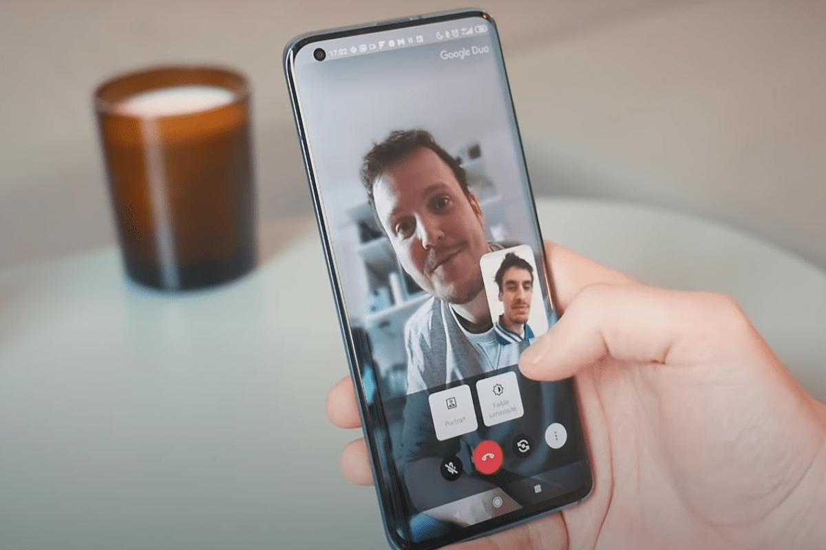 L'application d'appel vidéo Google Duo