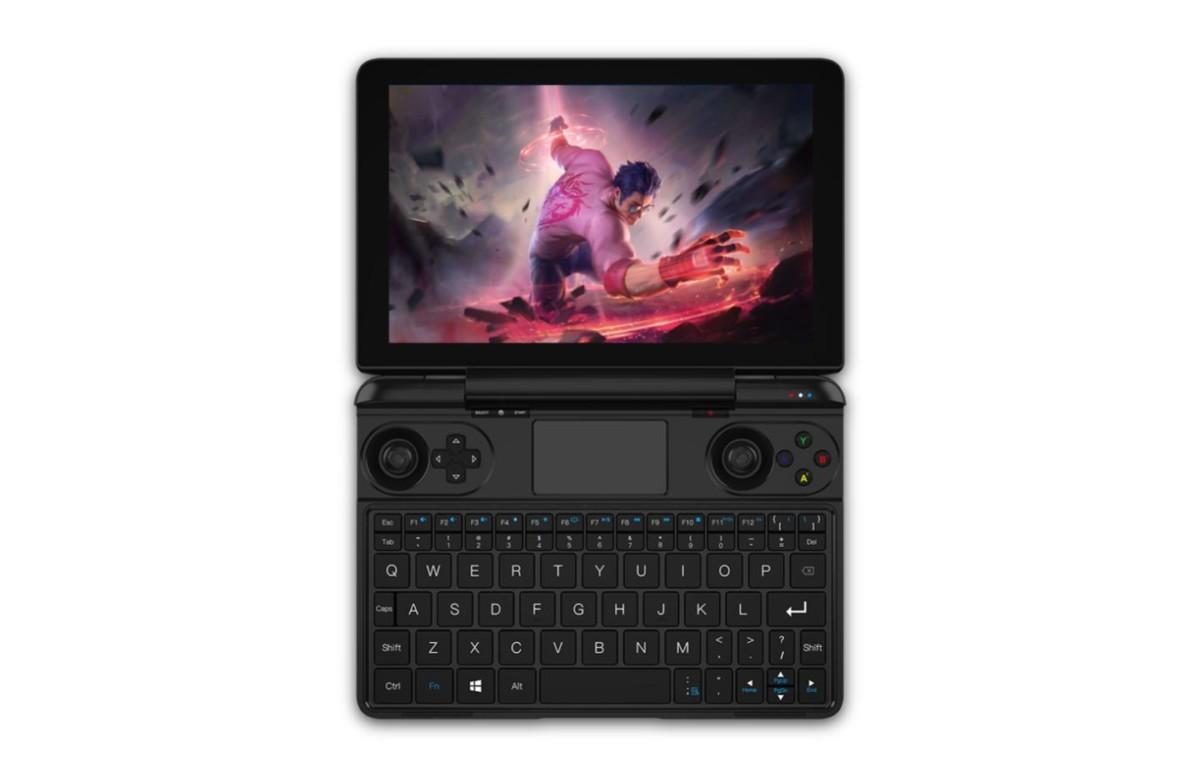 GPD a mélangé une manette de jeu avec un traditionnel combo clavier-touchpad