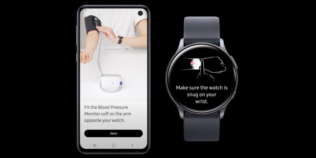 Samsung proposera bientôt un suivi de votre pression artérielle grâce à ses montres connectées.
