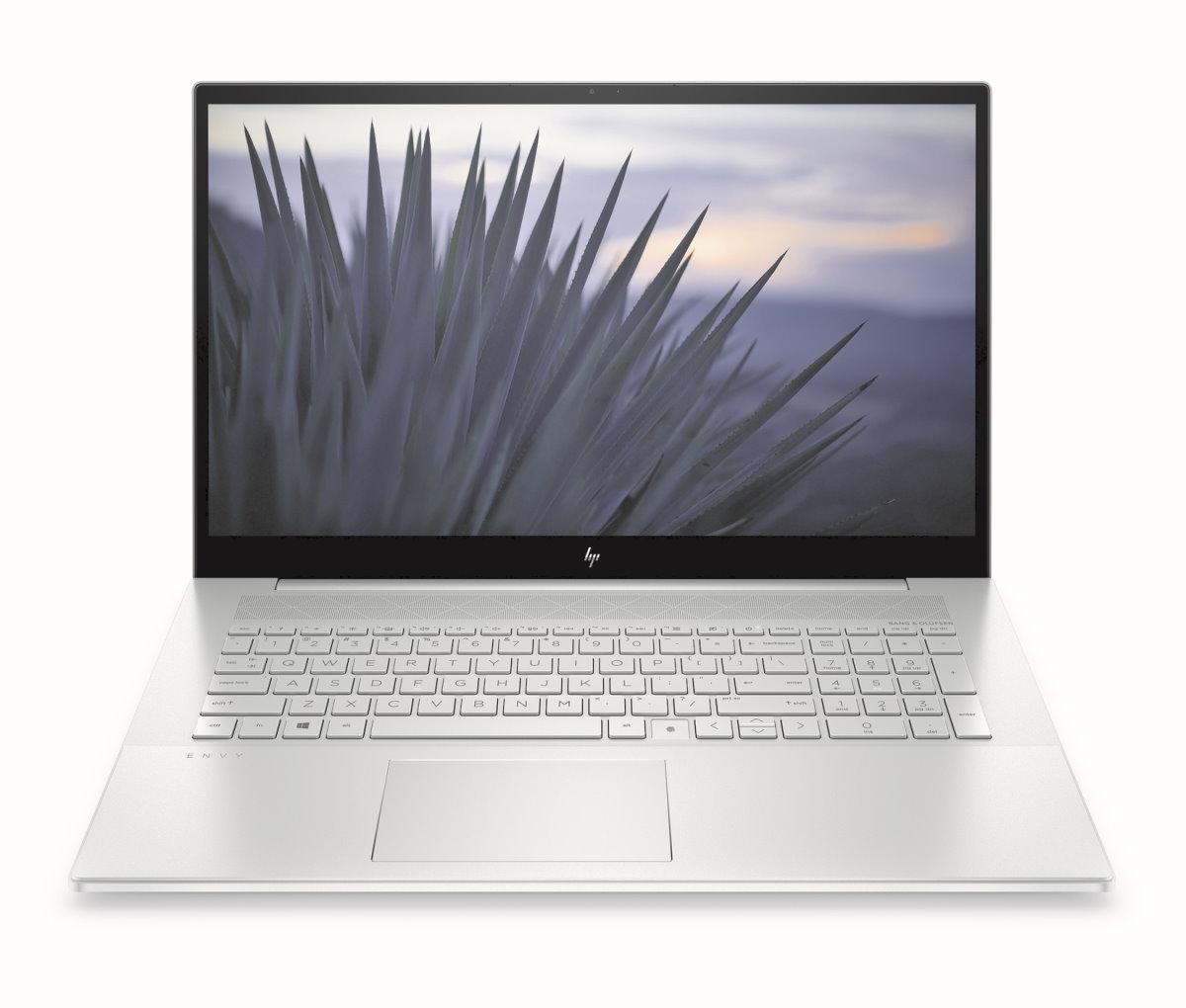 Le HP Envy17 et son pavé numérique