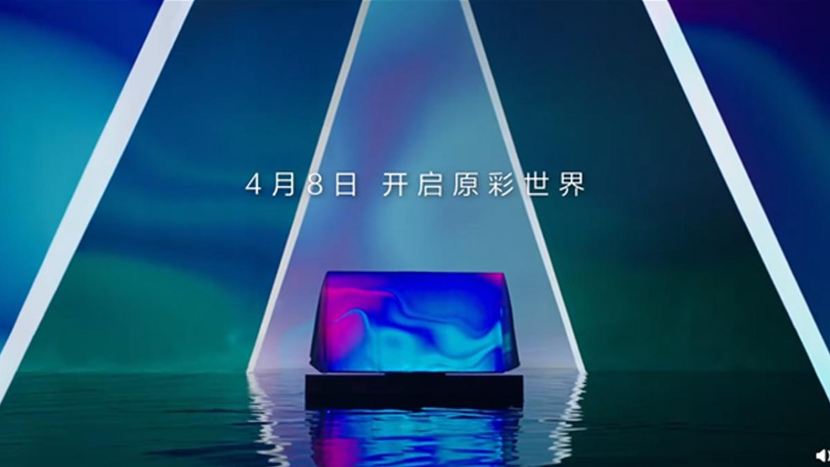 Le prochain téléviseur de Huawei