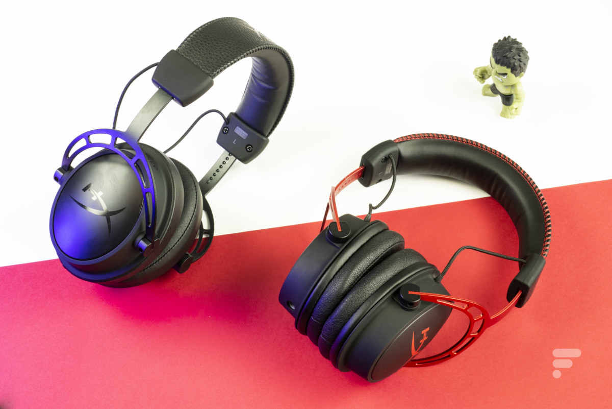Test du HyperX Cloud Alpha S