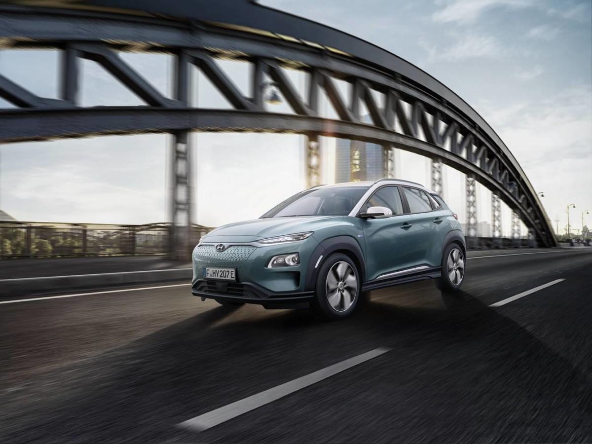 Le Hyundai Kona Electric