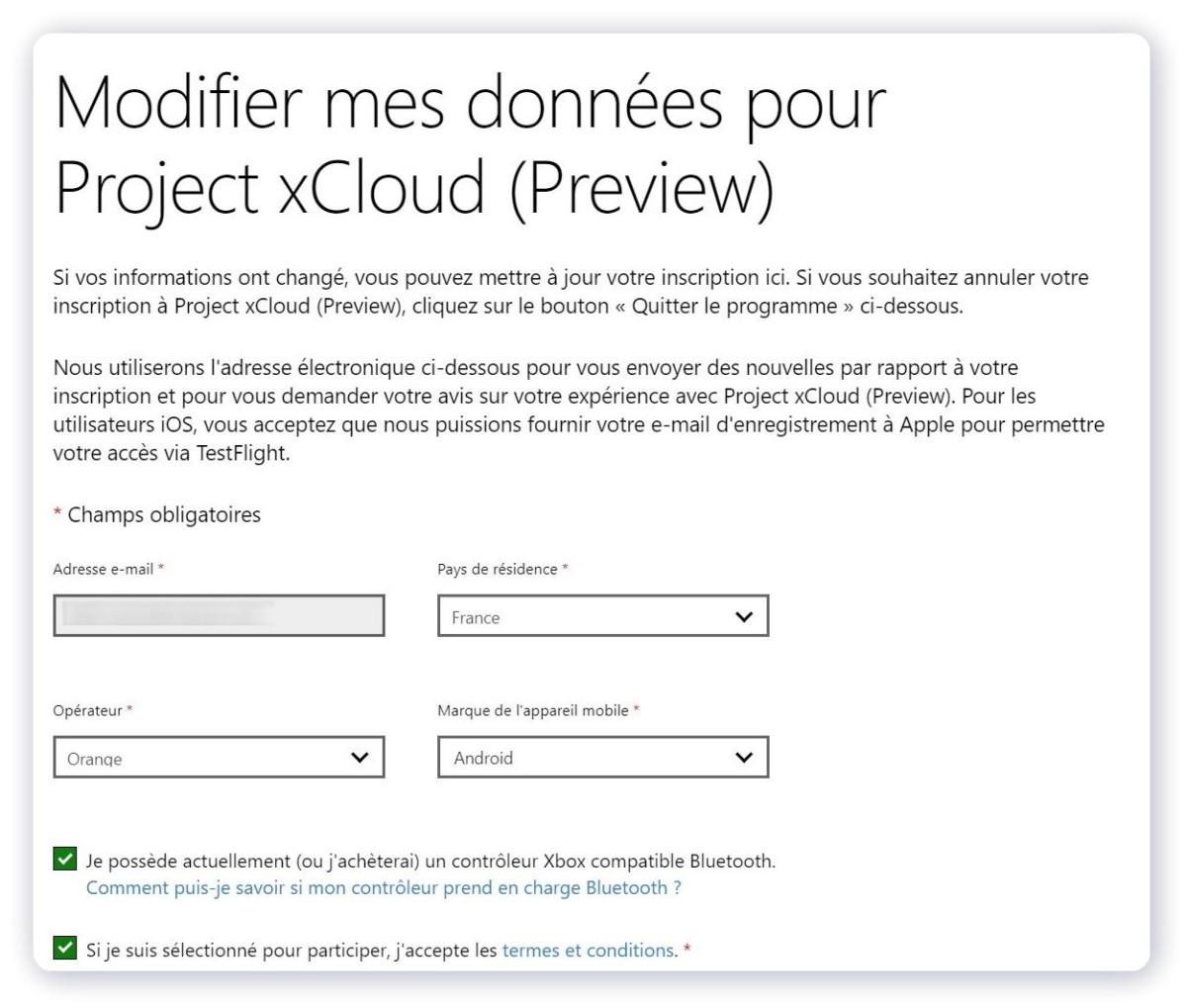 xCloud arrive en France : comment s'inscrire à la preview gratuite du service de cloud gaming