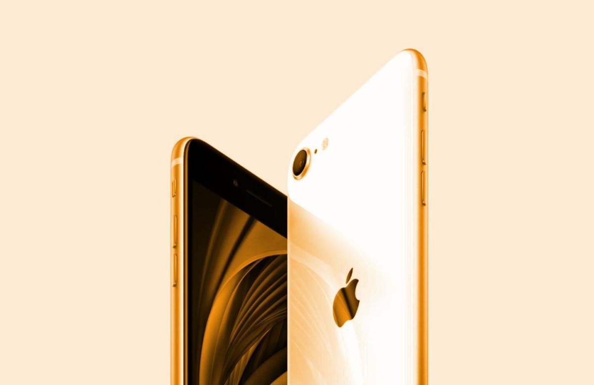 Le nouvel iPhone SE 2020