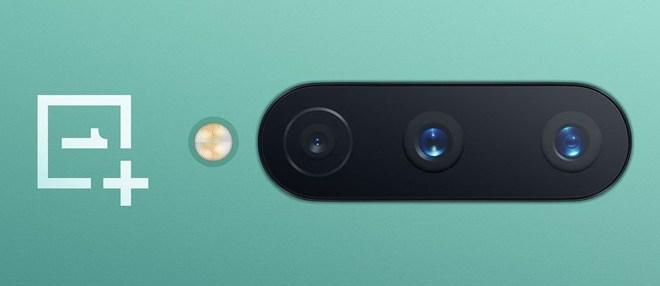 Le module photo du OnePlus 8