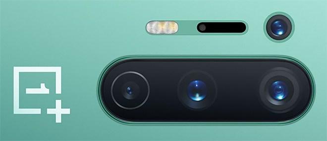 Le module photo du OnePlus 8 Pro