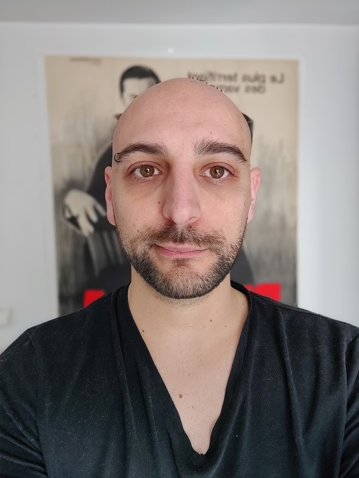 Mode portrait OnePlus 8 Pro
