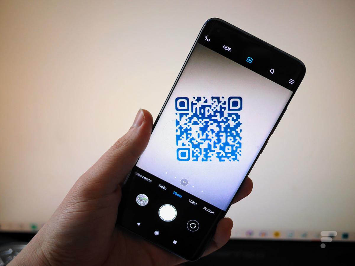 L'attestation de déplacement pourra être accessible via un QR Code sur son smartphone