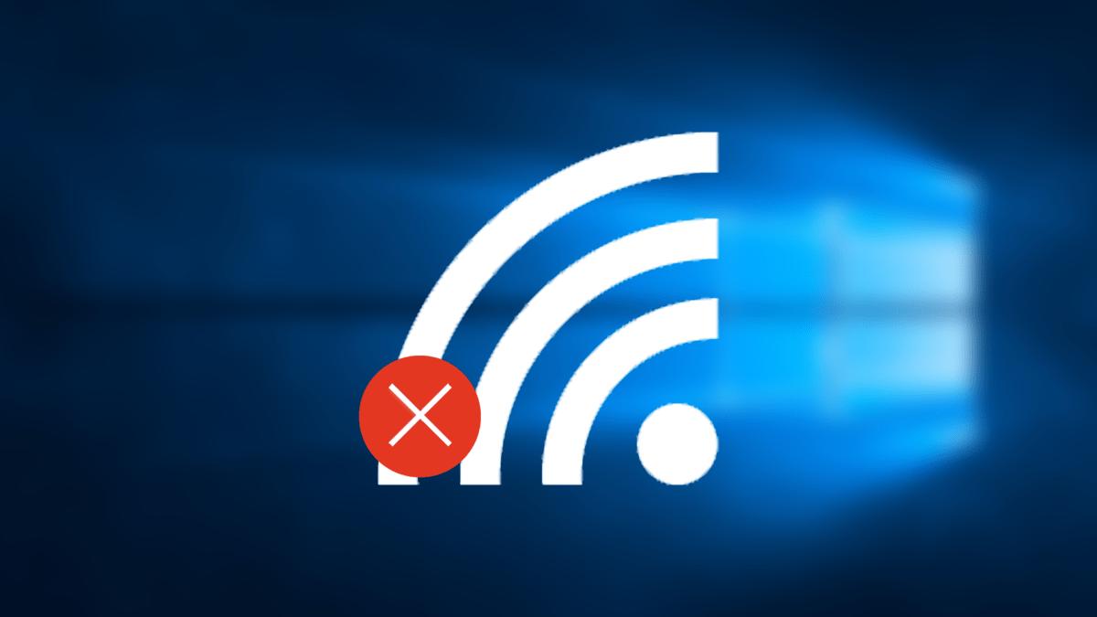 Réinitialiser es paramètres réseau sur Windows 10