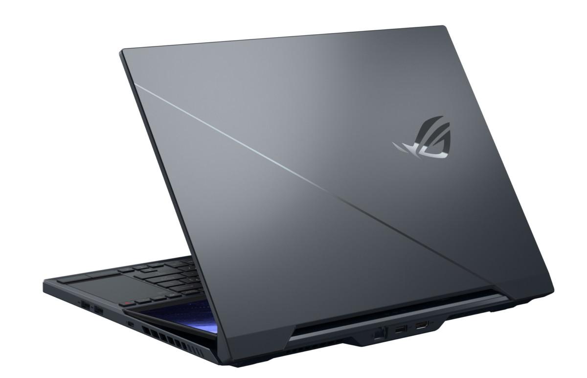 Asus ROG Zephyrus Duo 15 : le laptop gaming musclé qui mise sur un élément inédit pour plaire aux joueurs