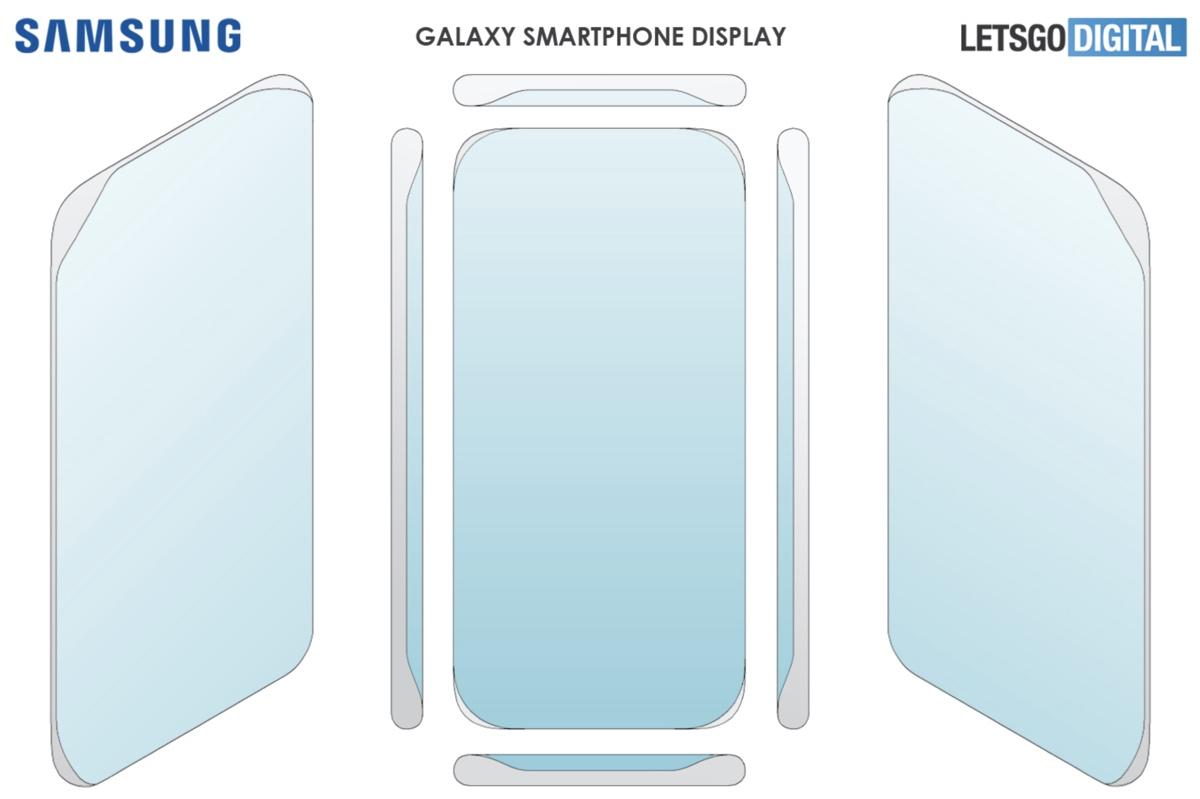 samsung display galaxy s30
