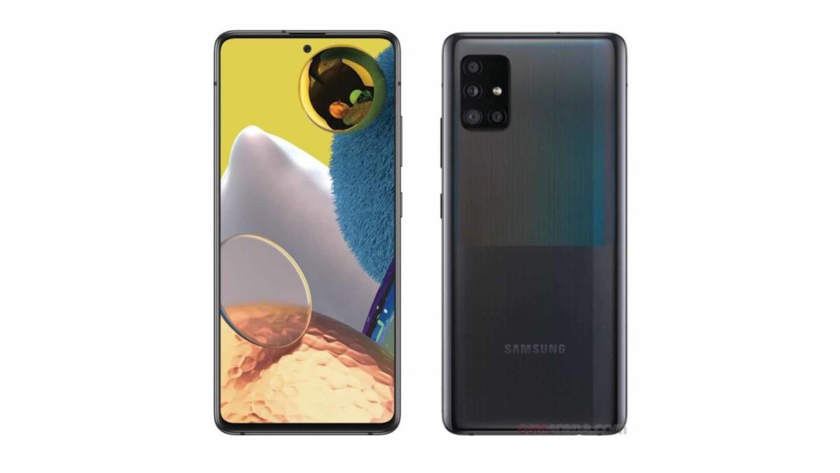 Un Samsung Galaxy A51 5G serait en préparation