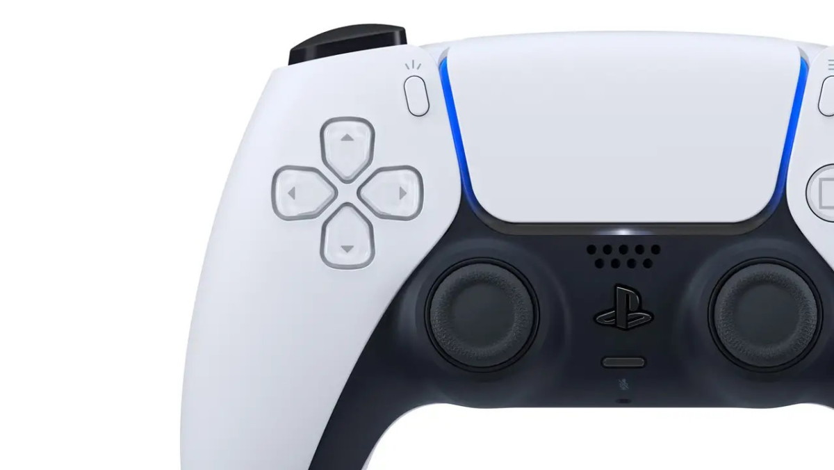 La manette DualSense de la PS5