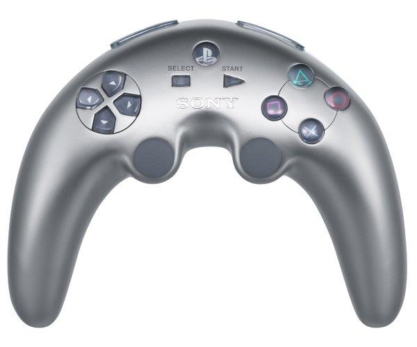 La première manette PS3