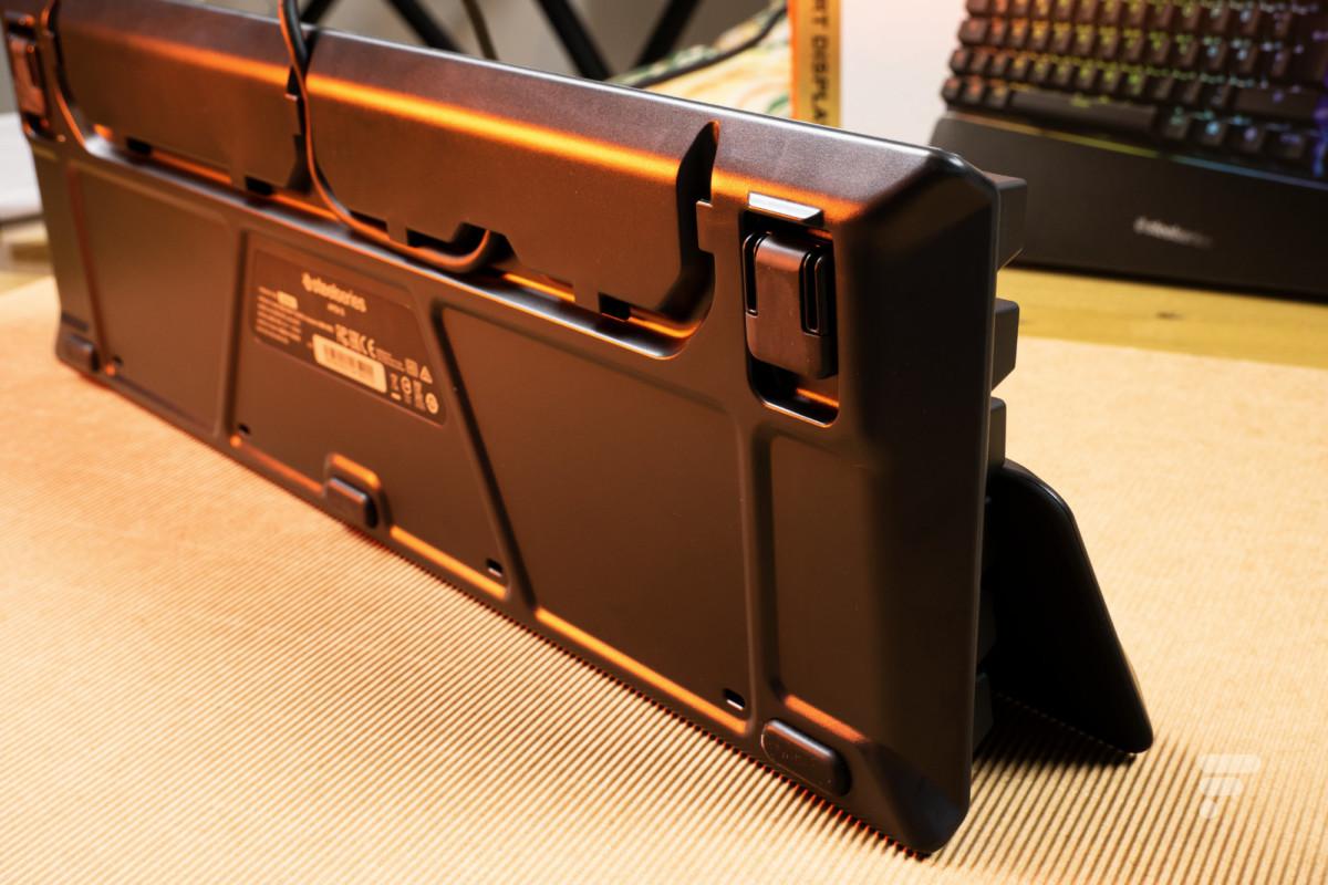 Châssis du SteelSeries Apex 5