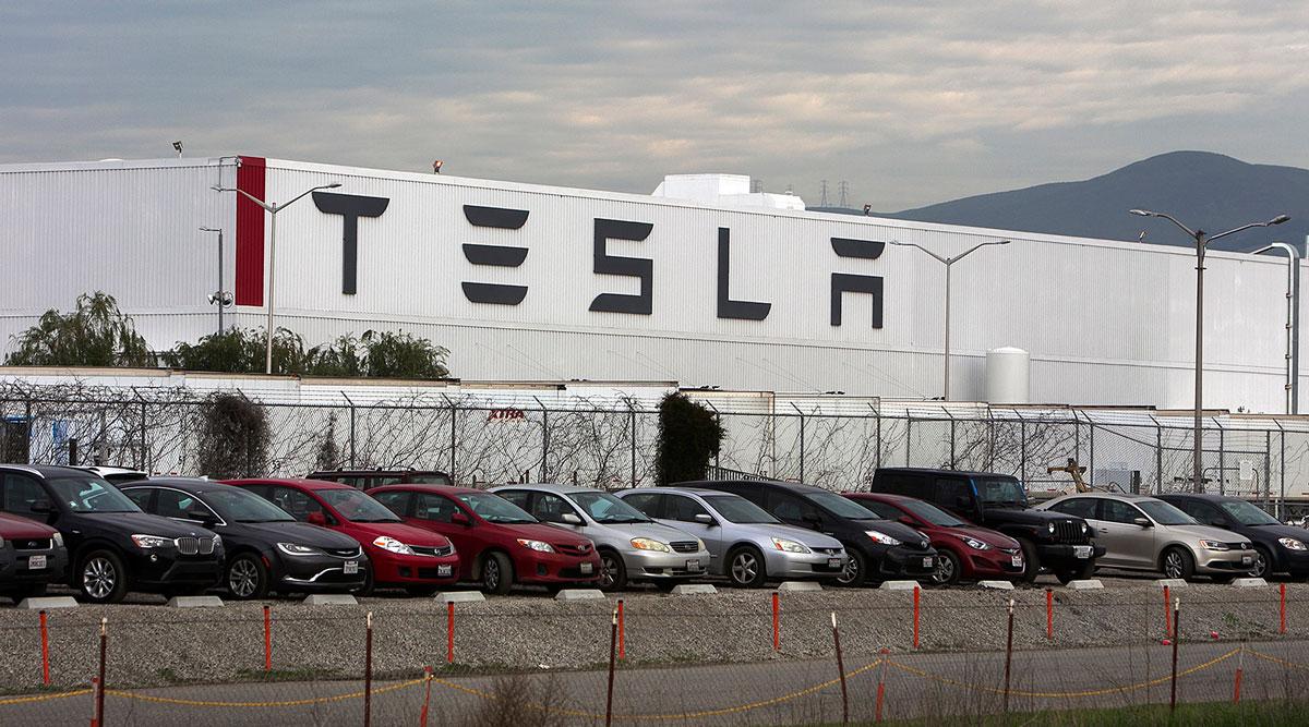 Tesla Fremont
