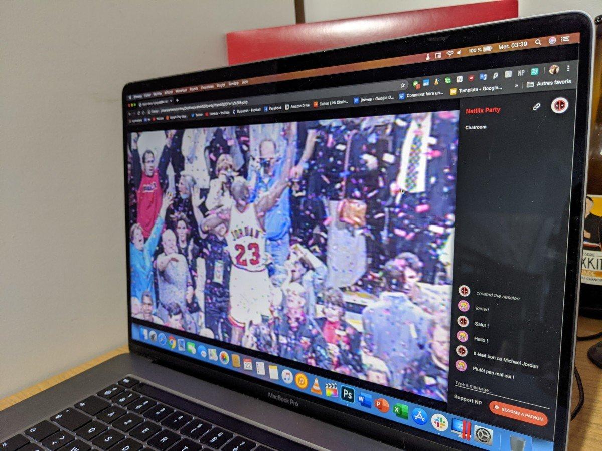Comment regarder Netflix, Disney+ et YouTube avec vos amis à distance.