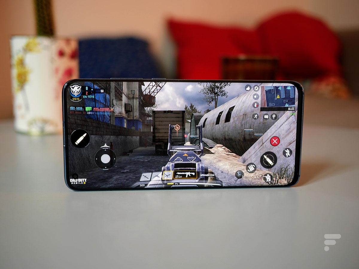 Call fo Duty Mobile sur le Xiaomi Mi 10 Pro