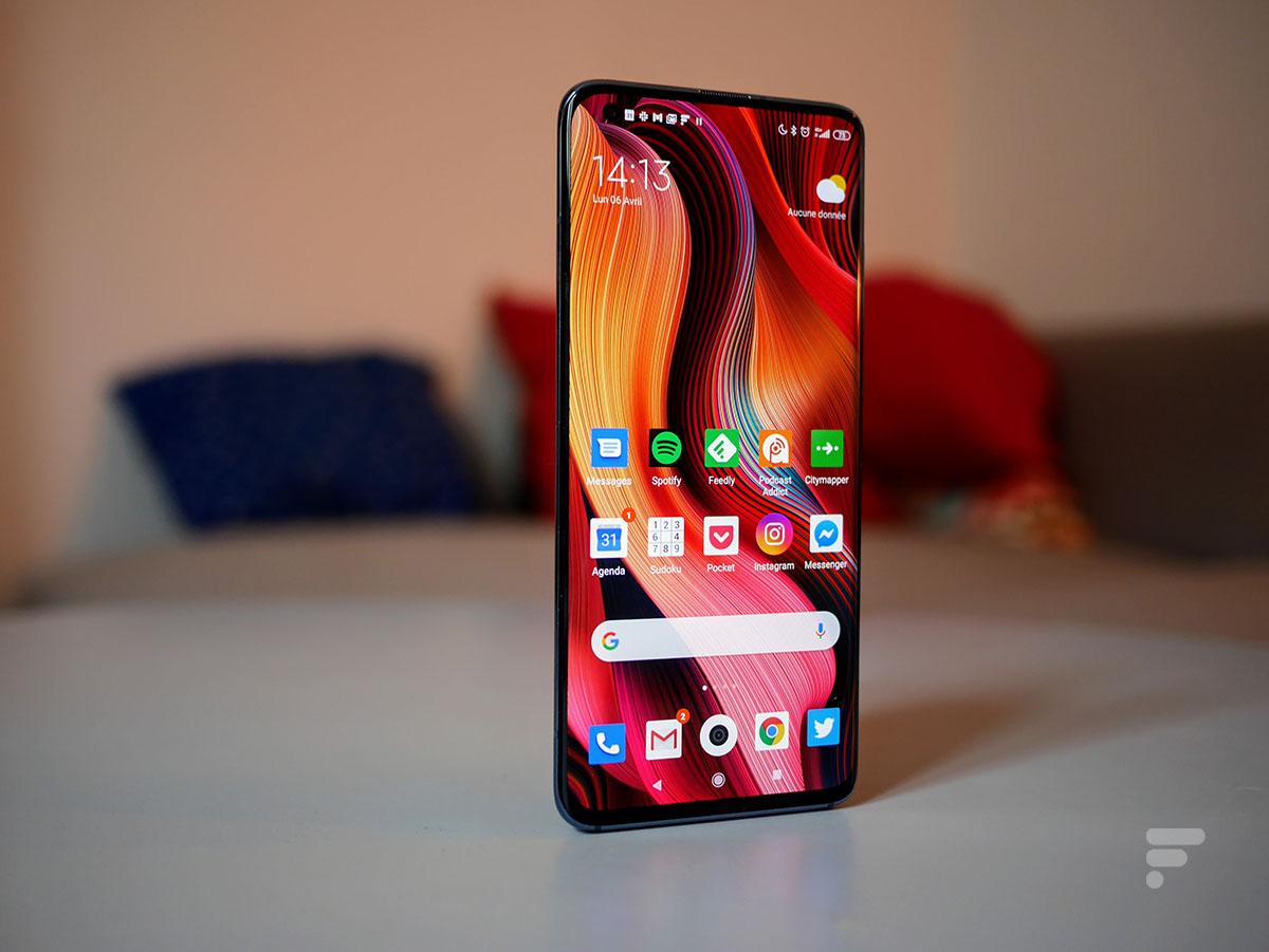 Le Xiaomi Mi 10 Pro