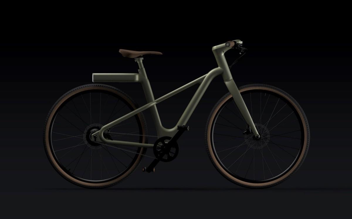 Le vélo électrique Angel /S