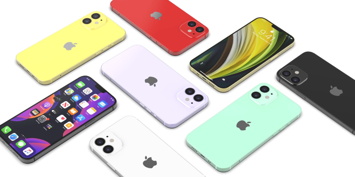 Fuite du design de l'iPhone 12