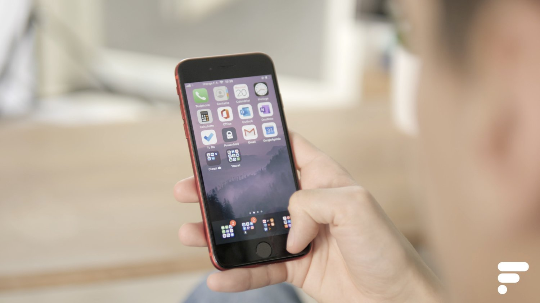 Test Apple iPhone SE 2020 : notre avis complet - Smartphones - Frandroid