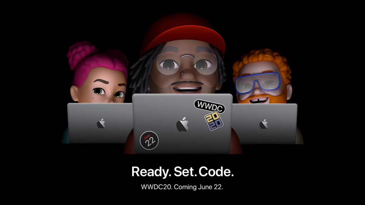 L'affiche de la WWDC 2020