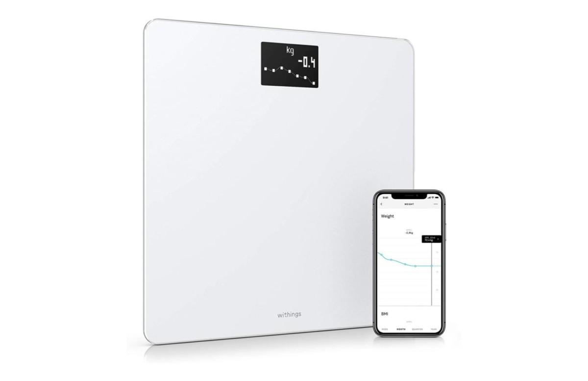 Amazon casse le prix de la balance connectée Withings Nokia Body