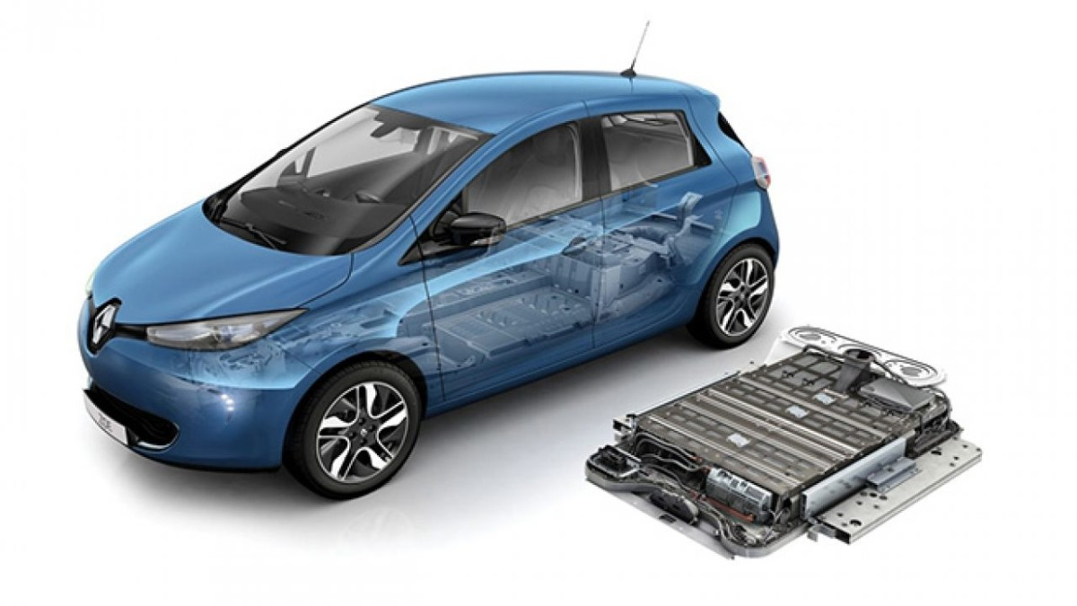 Battery Renault Zoé