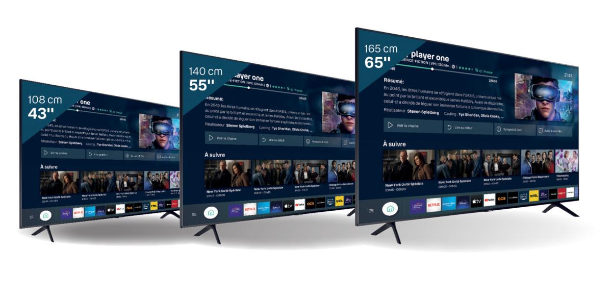 Bbox Smart TV sur téléviseurs Samsung
