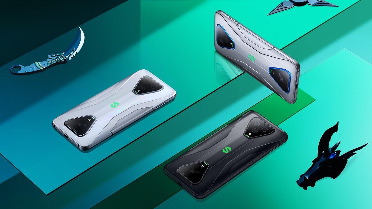 Black Shark 3 Pro lancé en France