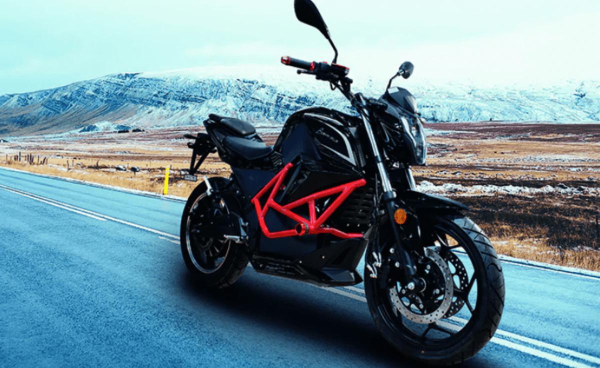 La moto électrique Bravo GLE