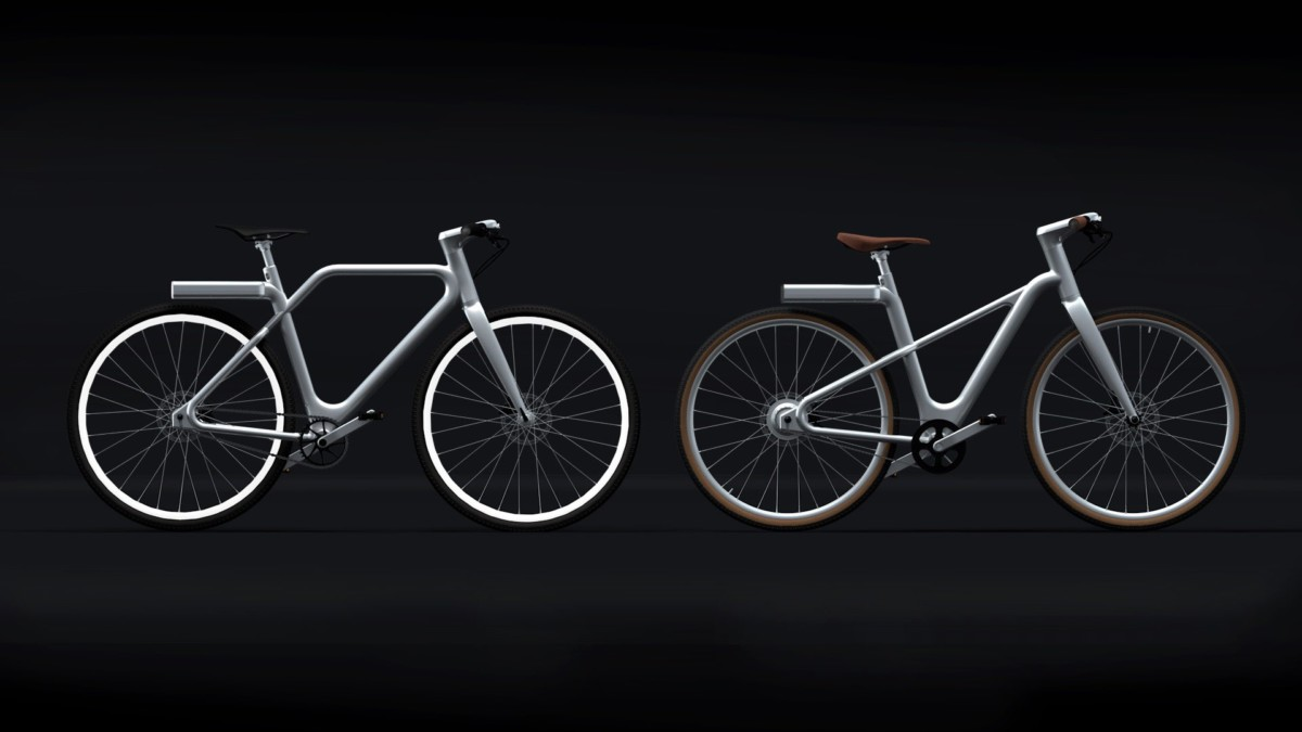Différence entre les vélos Angell et Angell/S