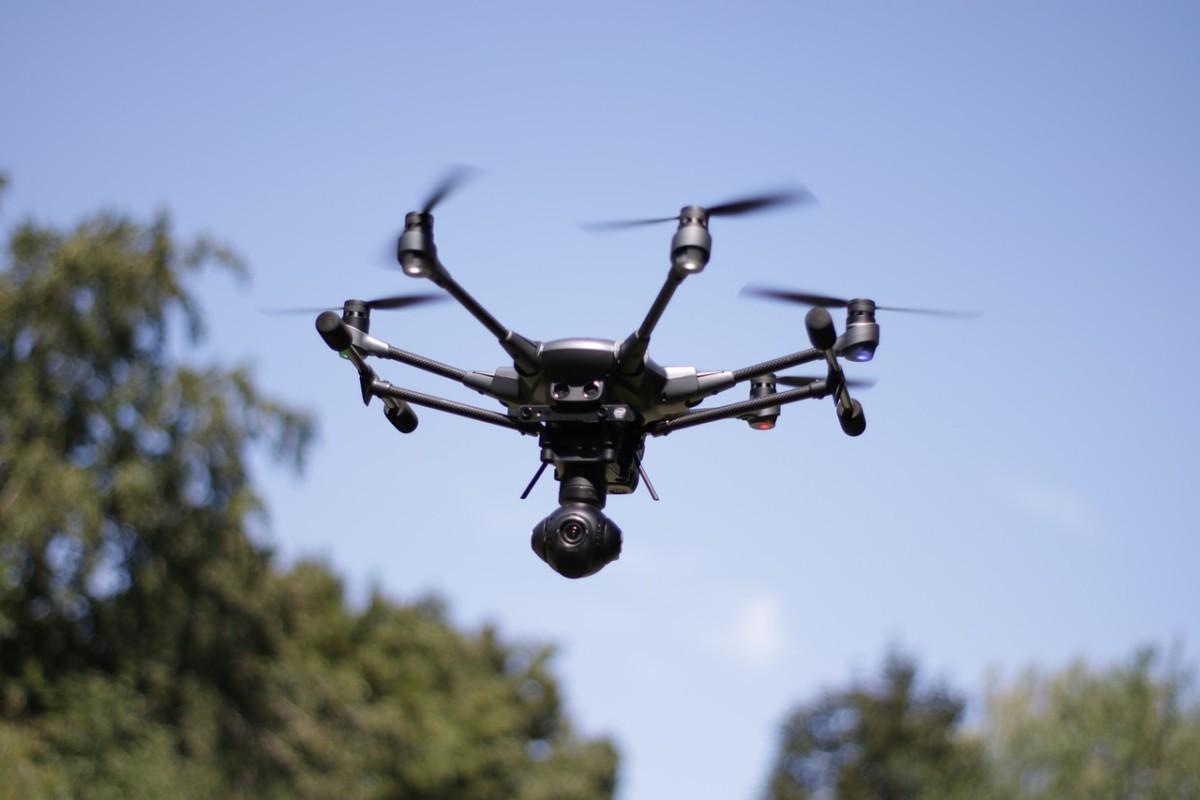 Les drones au-dessus de la tête des Parisiens, c'est terminé!