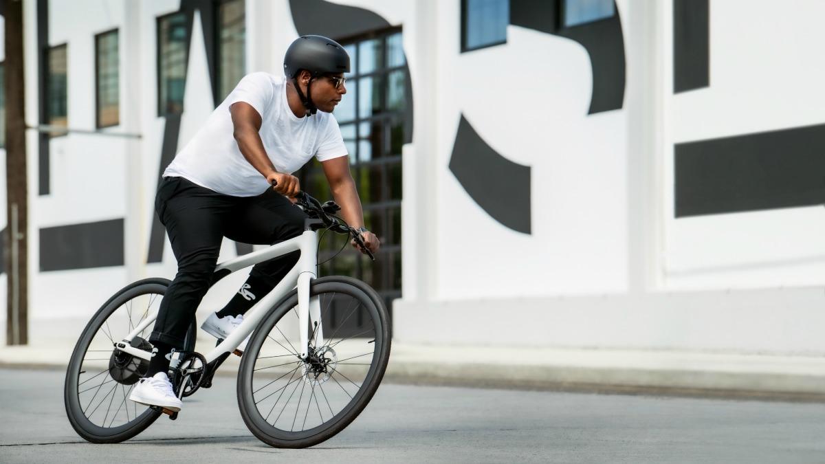 Le vélo électrique Gogoro Eeyo1
